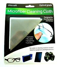 Microfiber Cleaning Cloth Wipe Glasses Computer Touch Screen Cleaner
