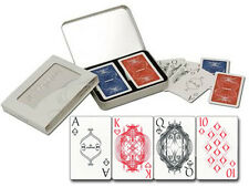 COPAG CENTENNIAL 100% PLASTIC PLAYING CARDS BOX SLEEVE