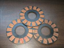 BSA FRICTION CLUTCH PLATE BANTAM D1 D10 1948-1970 AHRMA NOS #90-1318