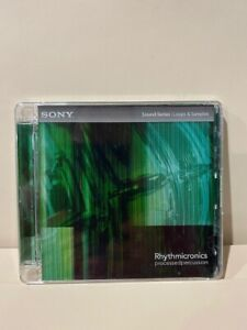 Sony Sound Series_Loops & Samples_Rhythmicronics Processed Percussion