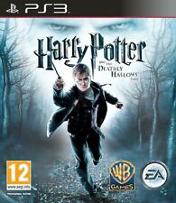 HARRY POTTER AND THE DEATHLY HALLOWS PART 1 PS3 PlayStation 3 UK Rele New Sealed