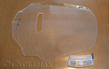 GOLDWING GL1800 Clear SlipStreamer Windshield (T55-9227) MADE BY SLIPSTREAMER