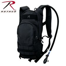 Tactical Hydration Compatible Backpack Black Quickstrike  Rothco 2930