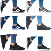 ADIDAS LITE RACER SWITCH TENSAUR BLACK WOMAN SNEAKERS TRAINERS SHOES