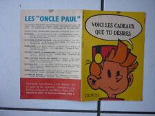 Supplément au Journal de SPIROU n° 1078 DU  11 DECEMBRE 1958 / VOICI LES CADEAUX
