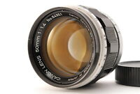 """""""EXC+++++"""" Canon 50mm f1.4 LTM L39 Wide Angle Standard Lens From Japan"""