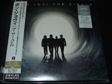 The Circle by Bon Jovi  JAPAN LTD MINI LP SHM-CD SEALED