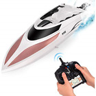 RC Boat - Remote Control Boat for Kids and Adults – 20 MPH Speed – Durable – – –