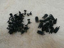 @ SPARES - RISK TRANSFORMERS - BLACK ARMY COUNTERS - FULL SET - c2007 (B10)