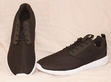 NEW H&M Men's Black Sneakers Shoes Size 9, 10, 11.5,12