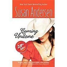 Coming Undone Andersen, Susan Mass Market Paperback