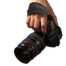 Heavy Duty Camera Hand Strap, Black