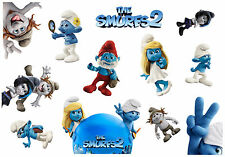 The Smurf 2 Decal Sticker  High Quality Print