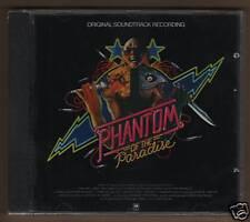 OST Phantom Of The Paradise CD COLONNA SONORA Nuovo USA