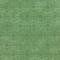 """Moda Evergreen Holly Green Quilting Fabric 100% Cotton 44/45"""" SBY"""