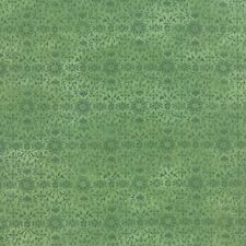 "Moda Evergreen Holly Green Quilting Fabric 100% Cotton 44/45"" SBY"