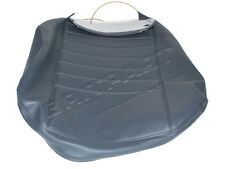 Land Rover Defender Grey Vinyl Front Outer Seat Base Cover