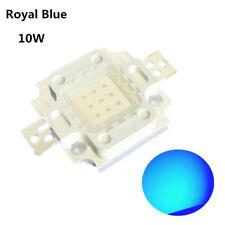 1PS 10W Royal Blue Color 445-450NM High Power LED Lamp Light For  Light Aquarium
