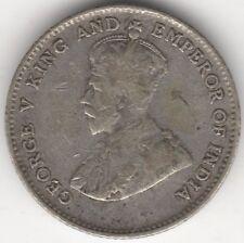 1926 Straits Settlements George V 10 centavos moneda *** *** Coleccionistas