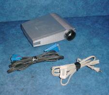 InFocus  LP130 DLP XGA Table Top Projector, 1100 Lumens, 4:3 Aspect, 1080i Video