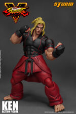 STREET FIGHTER KEN STORM COLLECTIBLES FIGURA FIGURE NEW CAPCOM