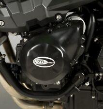 KAWASAKI Z750R 2011 R&G Racing Engine Funda Set KEC0027BK Negro