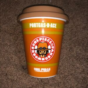 One Piece Portgas D Ace Panson Works Coffee Mug Cup