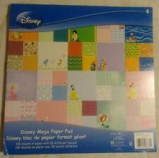 Disney Scrapbook Paper 150pgs 12X12 Disney Mega paper pad