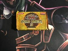 GOLD SERIES 3 SEALED BOOSTER PACK GLD3 ANIME BATTLE CITY 5D'S YUGIOH