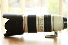 Canon EF 70-200mm f2.8 IS II L Lens SHARP BOKEH MONSTER (B+W) Filter FREE SHIP