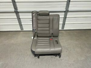 2007 2006 2005 2004 Hummer H2 3rd Row Seat (1 Person) Removable in WHEAT Leather