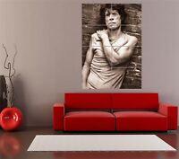 rgm1035/Mick Jagger Keith Richards despu/és Disco 24/K chapado en oro LP 12/