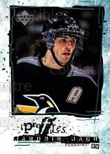 1998-99 Upper Deck Profiles #10 Jaromir Jagr