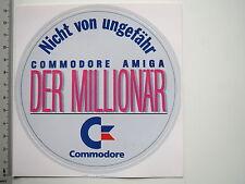 Autocollant sticker Commodore Amiga dos-syntaxe error-culte 80er (m1861)