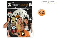 Nightmare Before Christmas Scene Setter With 12 Photo Props Party Supplies NBX