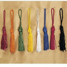 NEW Color Coordinated Tassels For Trad. Majorette Boots