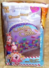 CANDY CRUSH SAGA Sweet Colorful Twin Comforter Microfiber NEW