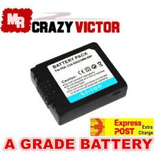 Battery for Panasonic Lumix DMC-FZ1 FZ10 FZ15 FZ1A FZ1B FZ1K FZ1S FZ2 FZ20 FZ2E