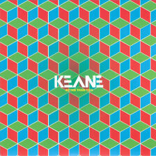 """KEANE - Better Than This (ps) 7"""""""