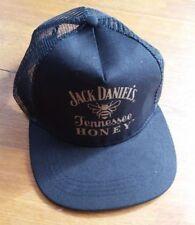 Brand New Jack Daniels Tennesee Honey Black Baseball Cap