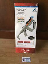 NEW PS3 - PLAYSTATION MOVE SHARP SHOOTER RIFLE - KILLZONE SOCCOM DEAD SPACE