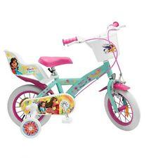 12 Zoll Kinderfahrrad Mädchen Fahrrad Disney Elena Von Avalor 3 4 5 Jahre neu