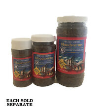 San Francisco Bay Brand Freeze Dried Bloodworms  Free Shipping