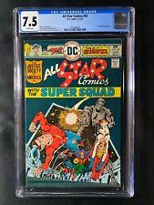 All-Star Comics #59 CGC 7.5 (1976) - Brainwave appearance