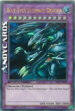 BLUE-EYES ULTIMATE DRAGON (SPEED DUEL) Drago Occhi Blu Finale Ultra R SBLS EN012