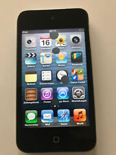 Apple iPod Touch a1367 4th Generation Black 8 gb parte defectuosa