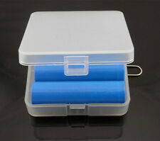 18650/16340/CR123A Storage Hot 4 Cell Case Holder Box Battery