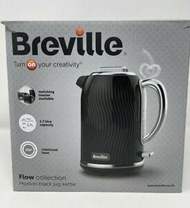 Breville | Flow Collection Black Jug Kettle | Model VKT090 | New w/ Box
