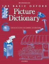 The Basic Oxford Picture Dictionary, 2nd Edition: Workbook-ExLibrary