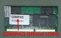 (US) COMPAQ 512MB X1 SODIMM 144PIN PC133 SDRAM laptop 512M memory US RAM